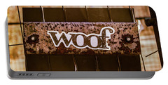 Woof Portable Battery Charger