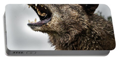 Woof Wolf Portable Battery Charger