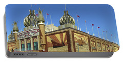 Worlds Only Corn Palace 2018-19 Portable Battery Charger