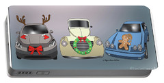 Xmas Cars Portable Battery Charger