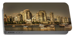 Yaletown Golden Hour Portable Battery Charger