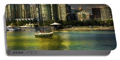 Yaletown Sunset Portable Battery Charger