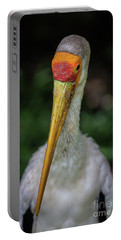 Yellow Billed Storks Portable Battery Charger