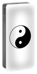Yin And Yang Portable Battery Charger