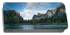 Yosemite Panorama Portable Battery Charger