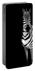 Zebra Drama Portable Battery Charger