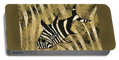 Zebra Fish 1 Portable Battery Charger