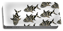 Zebra Fish 1 Of 4 Portable Battery Charger