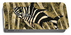 Zebra Fish 2 Portable Battery Charger