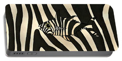 Zebra Fish 3 Portable Battery Charger