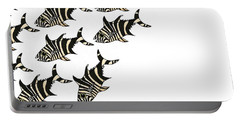 Zebra Fish 3 Of 4 Portable Battery Charger