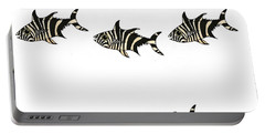 Zebra Fish 4 Of 4 Portable Battery Charger