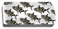 Zebra Fish 7 Portable Battery Charger