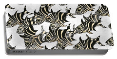 Zebra Fish 9 Portable Battery Charger