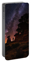 Portable Battery Charger featuring the photograph Zion by Tassanee Angiolillo