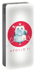 Lunar Module Portable Battery Chargers