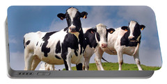 Cow Portable Battery Chargers