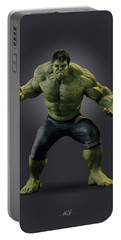 Incredible Hulk Portable Battery Chargers