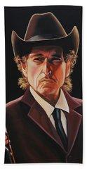 Bob Dylan 2 Beach Towel