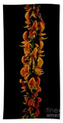 Bunch Of Flowers Beach Towel by Michelle Meenawong