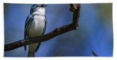 Cerulean Warbler Pictures 10 Beach Towel