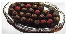 Chocolates Beach Towel