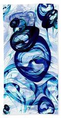 Immiscible Beach Towel