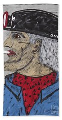 Coal Man Joe Beach Towel
