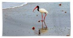 Lone Ibis Beach Sheet