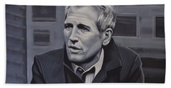 Paul Newman Beach Towel