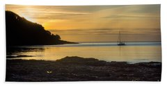 Sunrise Pendennis Point Beach Towel