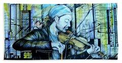 The Rock Symphony. David Garrett Beach Sheet