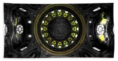 0024 Our Lady Of Victory Basilica Series Beach Towel