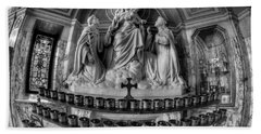 0034 Our Lady Of Victory Basilica Series Beach Towel