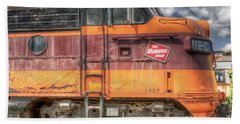 0119 The Milwaukee Road 2 Beach Towel