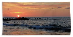 0581 Maui Sunset 2 Beach Sheet