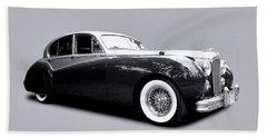 1953 Jaguar Mk Vii  Beach Sheet