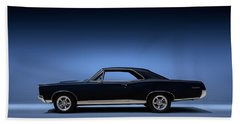 67 Gto Beach Towel