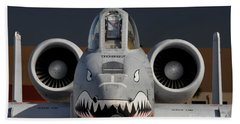 A-10 Warthog Beach Sheet