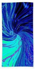 Abstract Fusion 166 Beach Towel
