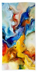Abstraction 599-11-13 Marucii Beach Sheet