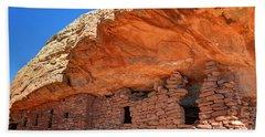 Anasazi Citadel Ruin - Cedar Mesa Beach Sheet
