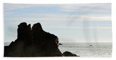 Beach Beauty  Beach Towel