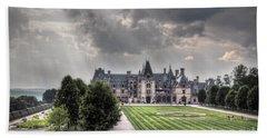 Biltmore Estate Beach Towel by Savannah Gibbs