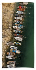 Boats Beach Sheet