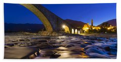 Bobbio Beach Towel