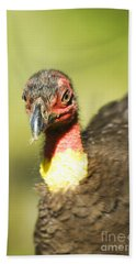 Brush Scrub Turkey Beach Towel