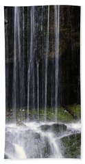 Cascade Falls Beach Towel