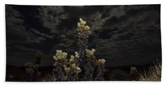 Opuntia Bigelovii Beach Towels