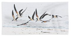 Coastal Skimmers Beach Sheet